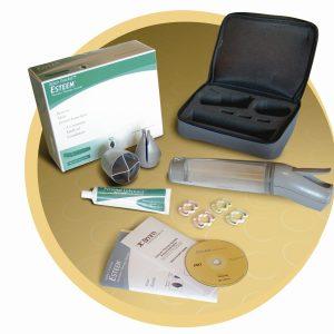 Osbon ErecAid™manuel (livré avec sacoche, 1 tube de lubrifiant, 4 anneaux standards, 1 anneau Ventouse et 1 CD-Rom + guide d'utilisation)